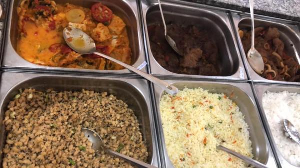 Sexta é dia de comida baiana no Restaurante Canto do Lazer 2