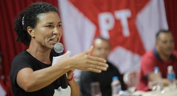 Políticos da Chapada Diamantina declaram apoio a Lucinha para presidência estadual do PT