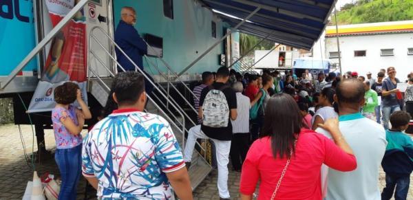 Teolândia: Em 2 dias, SAC Móvel realizou diversos atendimentos para centenas de cidadãos da Sede e da Zona Rural.