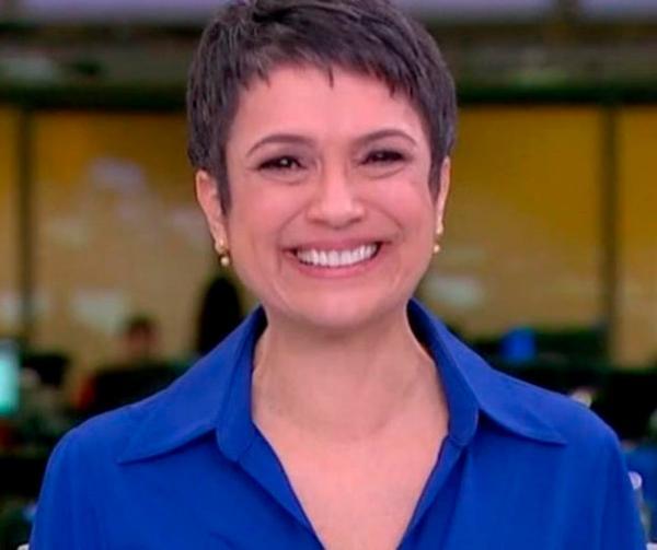 Sandra Annenberg 'chora'; ao se despedir do Jornal Hoje; veja vídeo