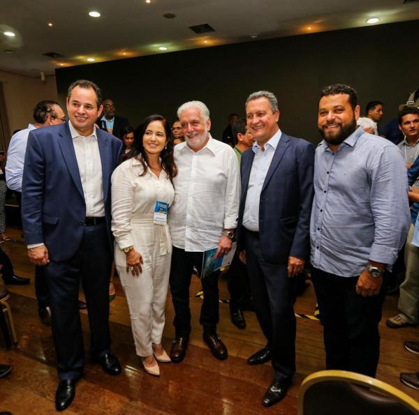 Nelson Leal participa de encontro de prefeitos da UPB e propõe aliança entre Estado e municípios