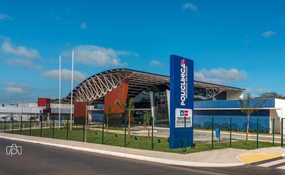 Policlínica de Itabuna será inaugurada próxima sexta-feira (20).