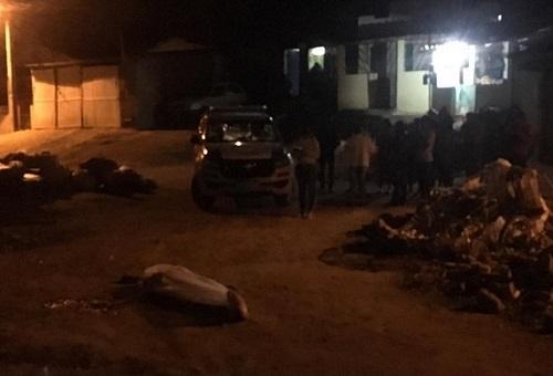Catador de material reciclável é morto a golpe de faca em Jaguaquara