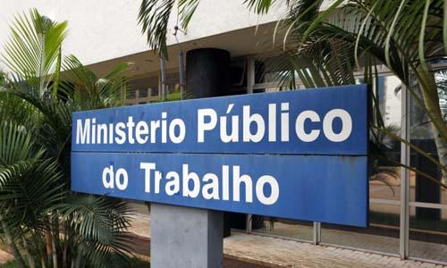 Ministério Público do Trabalho abre inscrições para estágio nesta sexta, 11