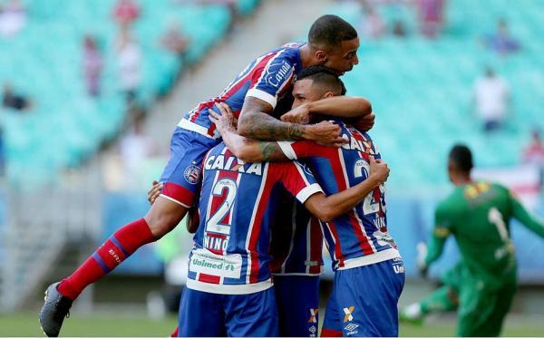 Bahia avança à final, enfrentará o Vitória nos dias 1ª e 8 de abril