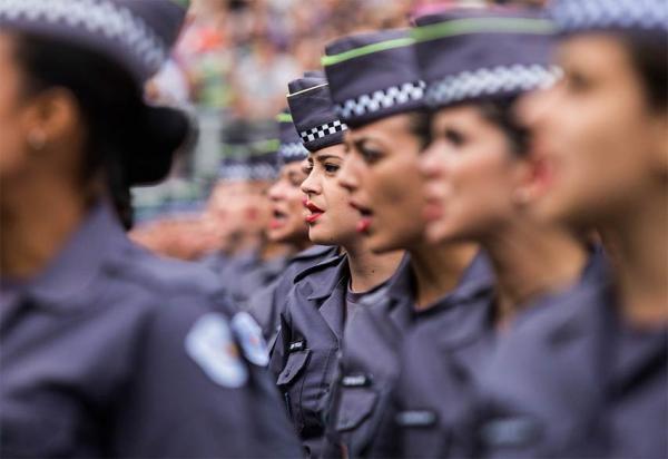 Edital para concurso de Policia Militar e Bombeiro vai ser publicado nesta quarta