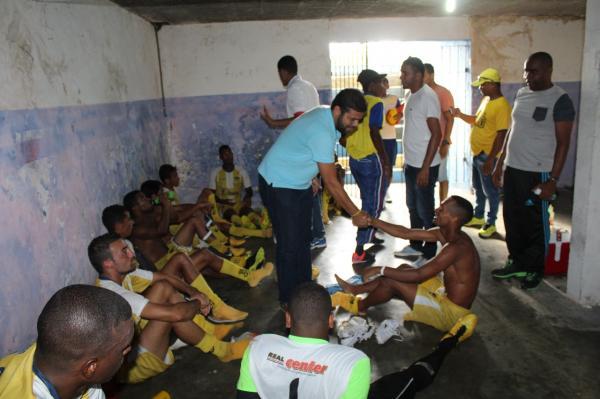 Prefeito de Gandu Leonardo Cardoso participa de atividades no fim de semana.