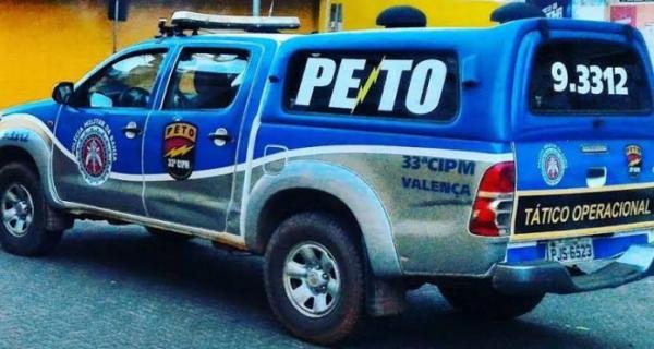 Nilo Peçanha: PM evita roubo com reféns na zona rural