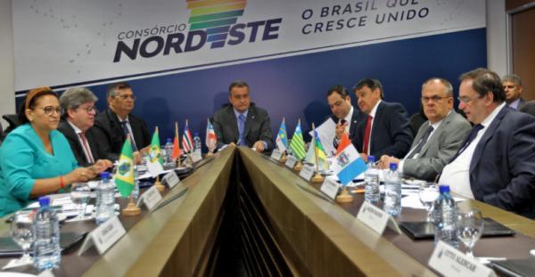 Governadores do Nordeste repudiam declarações de Bolsonaro