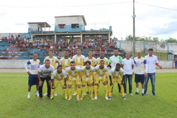 Seleção ganduense vence mais uma partida pela Copa Intervale 2018.