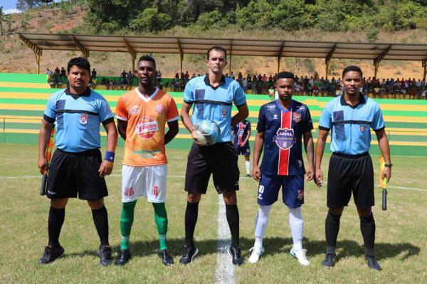 Goleadas marcaram a Segunda rodada do campeonato de Teolândia