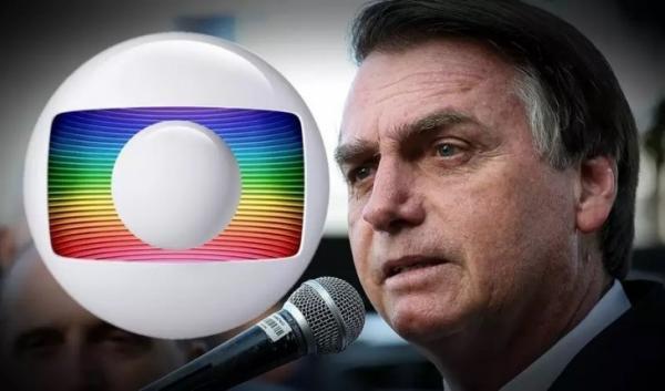 Bolsonaro ameaça não renovar concessão da Globo, e canal pode sair do ar