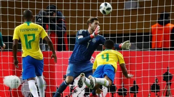 Futebol: Brasil vence Alemanha em primeiro jogo após '7 a 1'