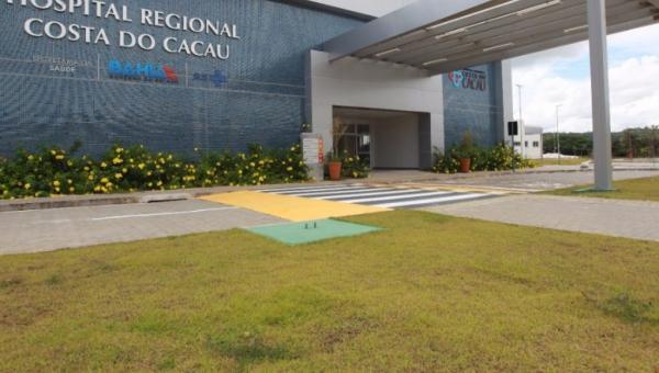 Hospital Regional Costa do Cacau realiza procedimento inédito