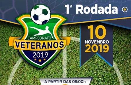 Gandu: Campeonato de Futebol de Veteranos começa neste domingo.