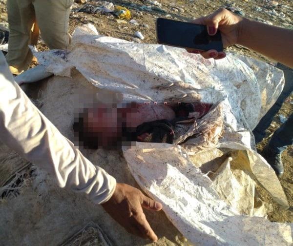 Recém nascido é encontrado morto no lixão de Itabuna