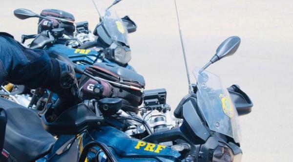 PRF apreende mais de 30 motocicletas irregulares de Gandu e região
