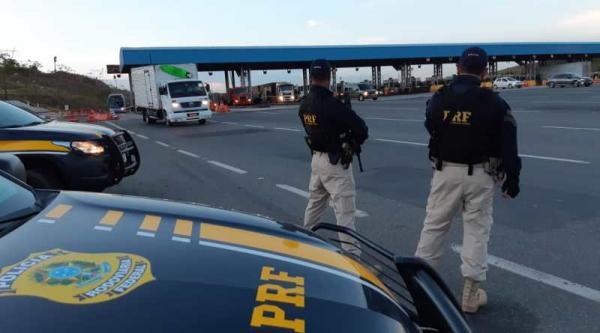PRF inicia Operação Proclamação da República nas estradas federais da Bahia