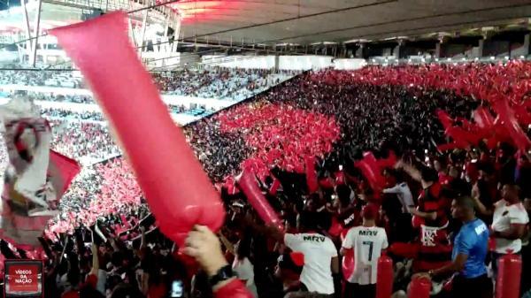 Flamengo  pode ser campeão Brasileiro no próximo domingo(24) mesmo sem jogar