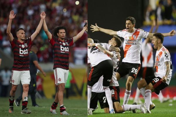 Final da Libertadores entre Flamengo X River acontece neste sábado