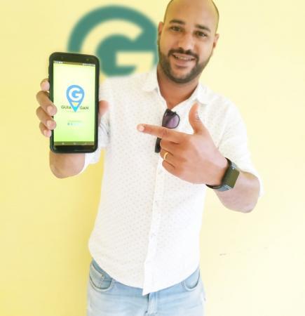 Empresário inova e lança aplicativo de Guia Comercial