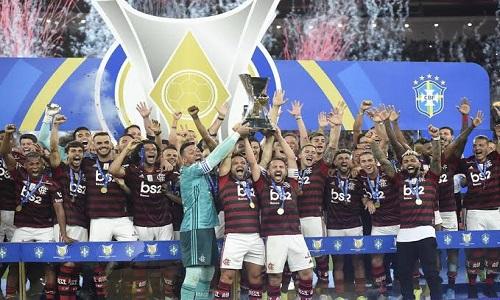 Flamengo: Campeão Brasileiro de 2019