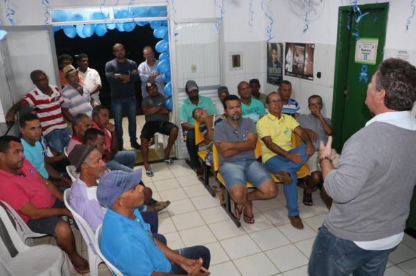 Teolândia: Posto de Saúde  encerra com chave de ouro os atendimentos noturnos da campanha do Novembro Azul.