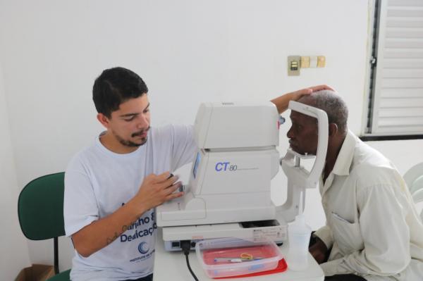 Teolândia: Secretaria de saúde promove mutirão de Glaucoma e Catarata