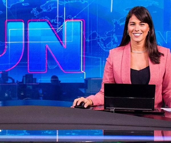 Jéssica Senra passa a fazer parte do 'Jornal Nacional' em 2020