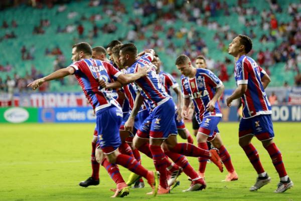Bahia vence Vitória e sai na frente pela decisão do Campeonato Baiano