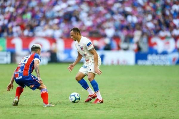 Fortaleza derrota o Bahia por 2 a 1