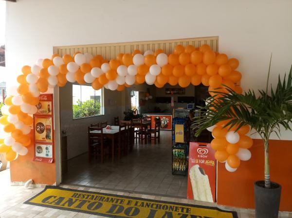 Fotos: Restaurante 'Canto do Lazer' completa 22 anos