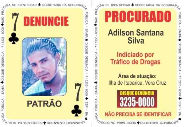 Integrante do baralho do crime e outras três pessoas são assassinadas na Ilha de Itaparica