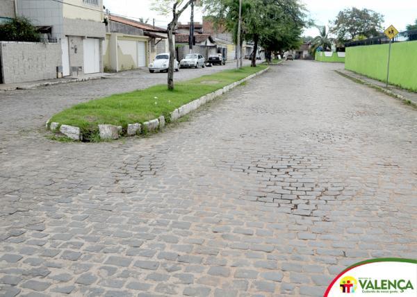 Bairro da Graça terá Ruas asfaltadas, mais uma conquista da Prefeitura Municipal de Valença