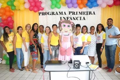 Teolândia: Prefeitura e Secretaria de Assistência Social realizam festa de Fim de Ano para famílias assistidas pelo Criança Feliz e PIM