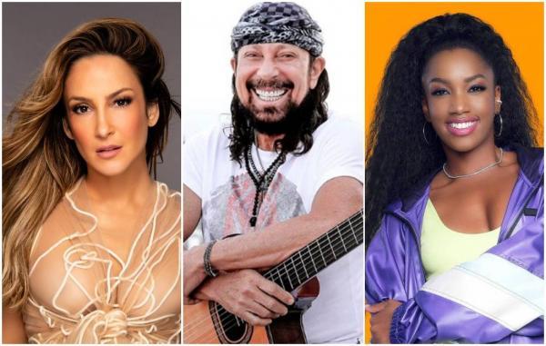 Festival Virada Salvador começa sábado (28) com Iza, Ivete, Saia Rodada, Aviões e mais; confira