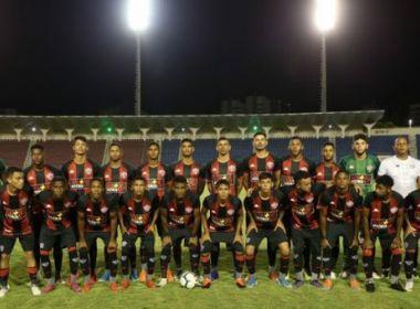 Vitória abre disputa da Copinha com triunfo sobre o Serra-ES