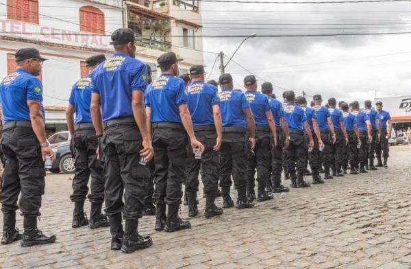 Guardas Municipais vão participar de Curso Básico de Tiro