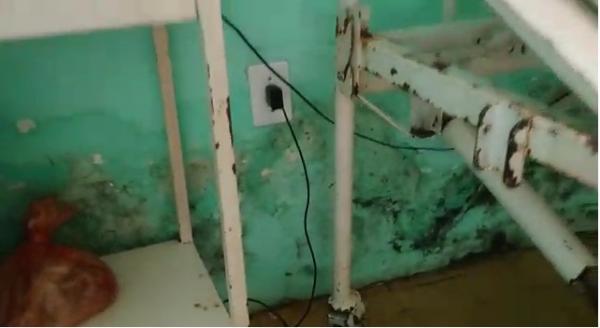 Vídeo:Turista denuncia situação de hospital em Ituberá