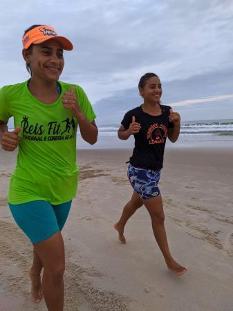 Gandu: Atletas de município participa de corrida em Feira de Santana