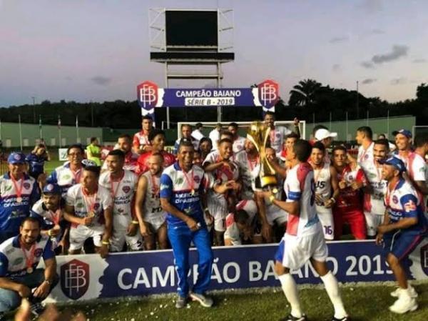 Ipiaú: sem estádio, time doce mel jogará a 290 km de distância