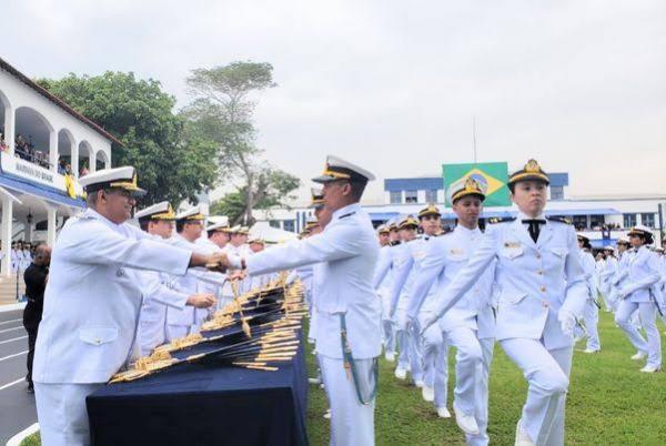 Marinha abre 900 vagas concurso público de nível médio