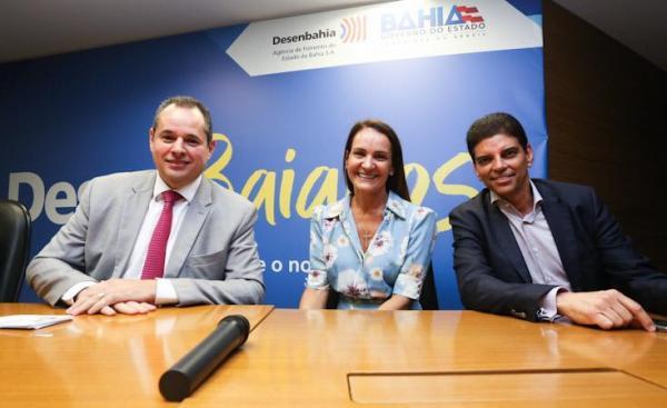 Nelson Leal participa de posse de Andreia Xavier na Desenbahia e defende mais investimentos nos municípios