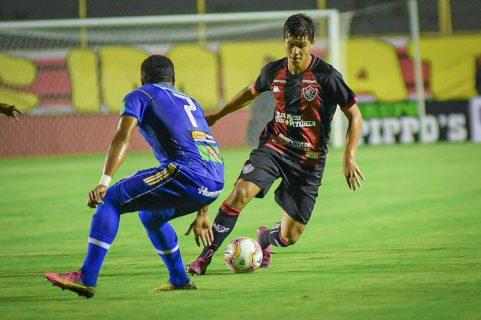Vitória ganha partida contra Jacobina na estreia do Campeonato Baiano 2020 por 1 a 0