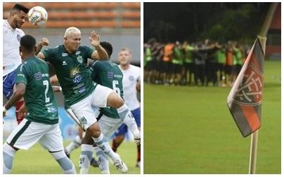 Campeonato Baiano: Bahia vence e Vitória empata