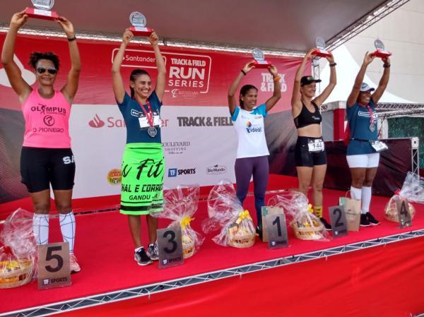 Atleta de Gandu conquista medalha em Feira de Santana.