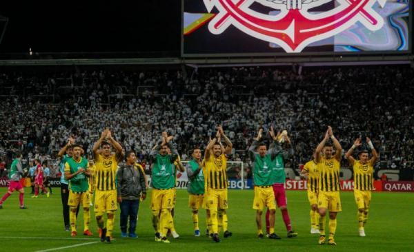 Guarani elimina Corinthians da Libertadores