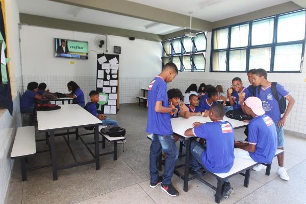 Governo do Estado amplia em 100% a oferta de Educação Integral