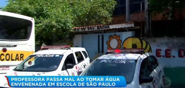 Professora é envenenada por alunos do 4º ano, em São Paulo