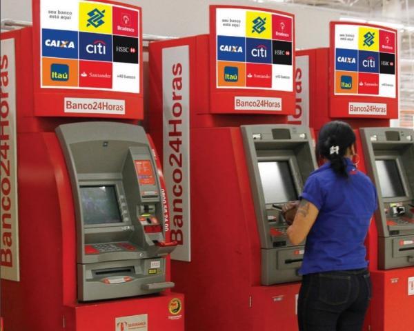 Município de Serrinha terá caixa eletrônico do Banco24Horas